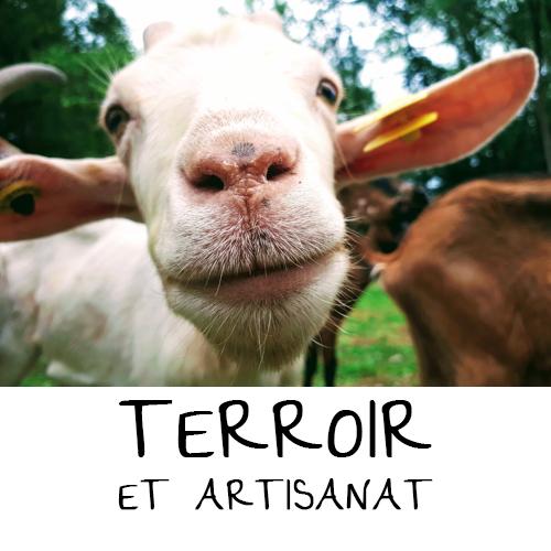 TERROIR ET ARTISANAT