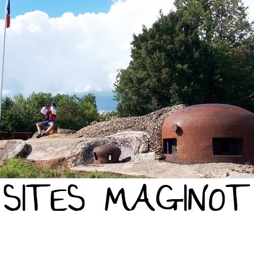 SITES MAGINOT