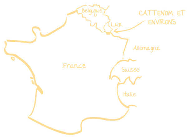 Carte_France-CattenomEnvirons